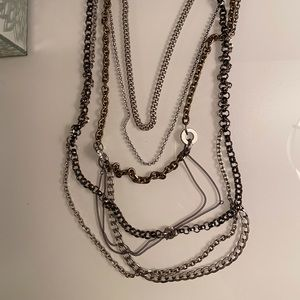 Fossil | Multi-Chain Necklace